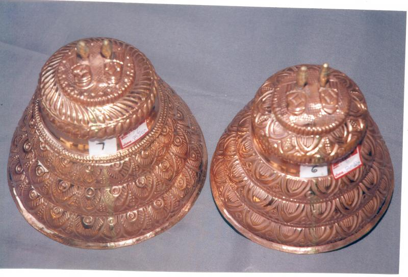 COPPER JADARI OR SADARI