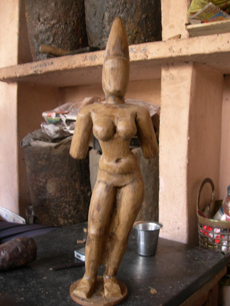 WAX MODEL FOR LAKSHMI STAGE ONE