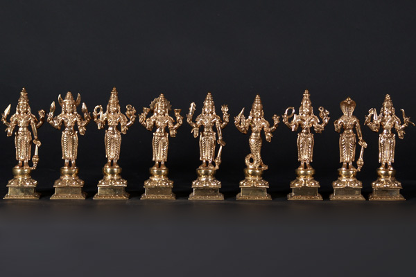 NAVAGRAHA SET (9 PIECES)
