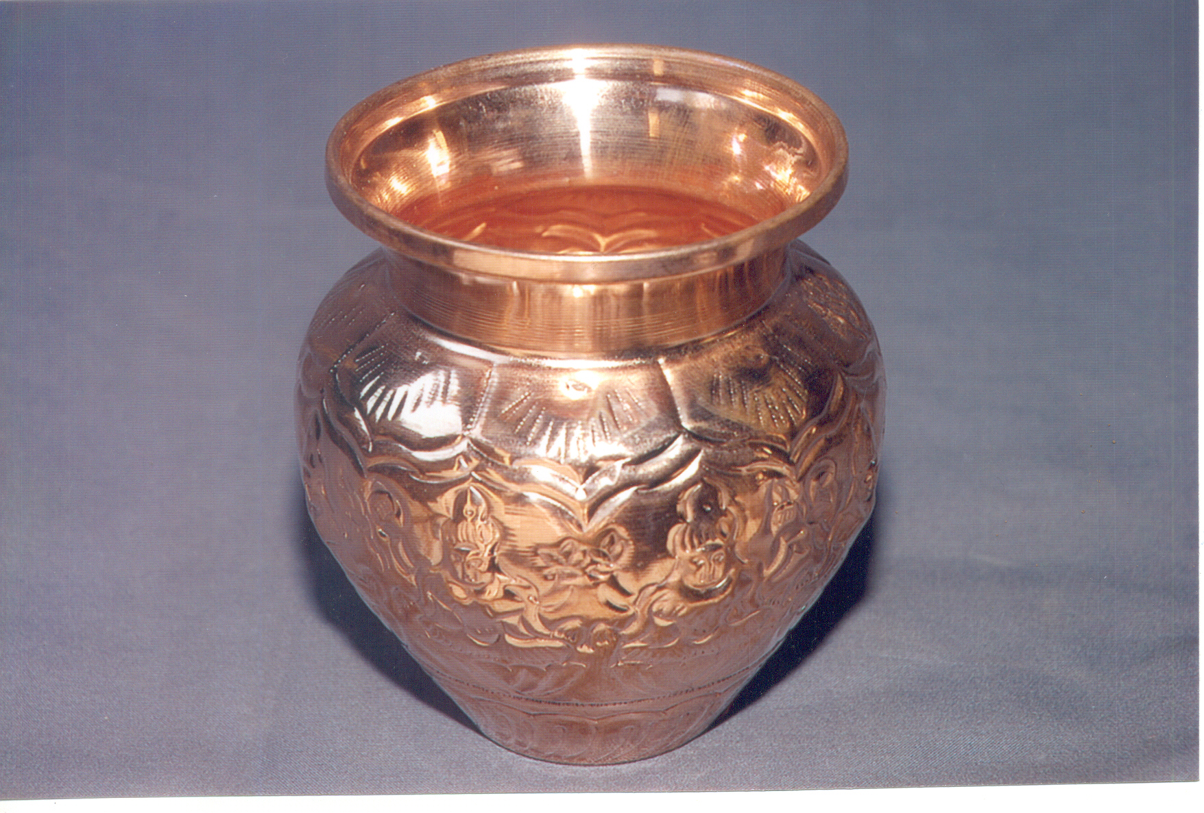 copper use in tamil